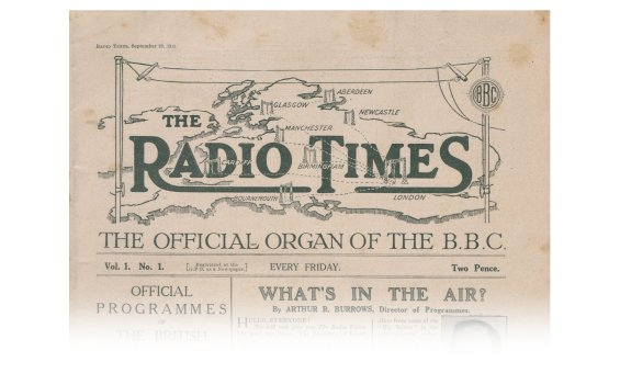 Radio Times Issue 1
